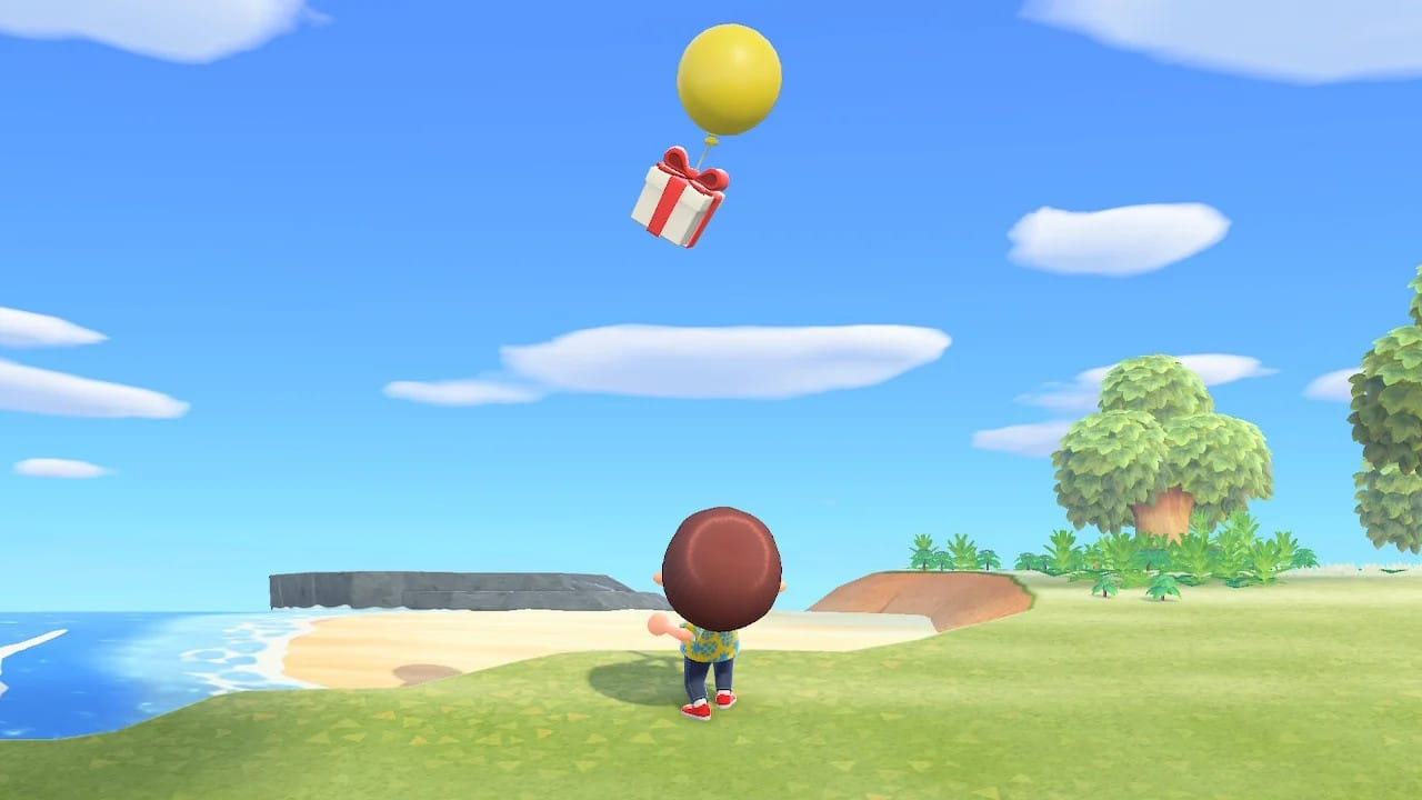 Animal Crossing: New Horizons – Patch 1.1.3 Live – Lost ballonbug op