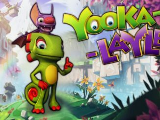 Playtonic; Eerste 64-bit mode look Yooka-Laylee