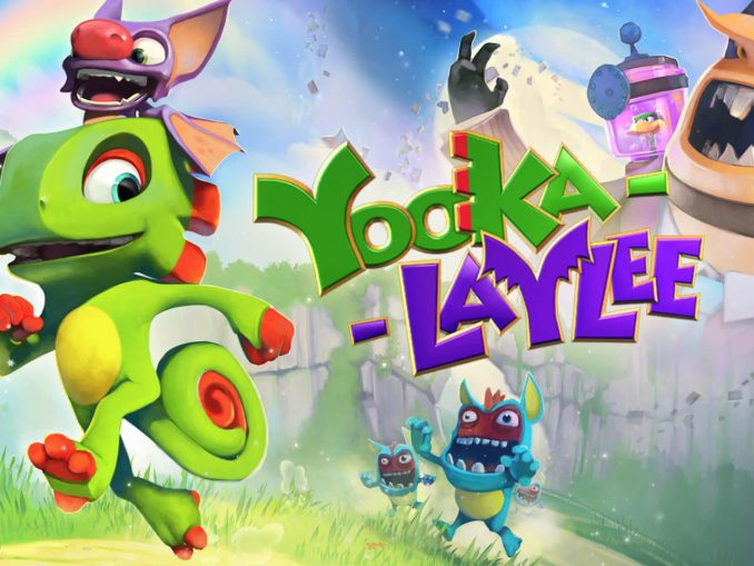 News - Playtonic about new content Yooka-Laylee