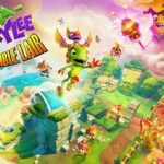Playtonic's introducing Yooka-Laylee and The Impossible Lair