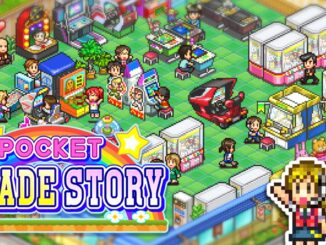 Release - Pocket Arcade Story