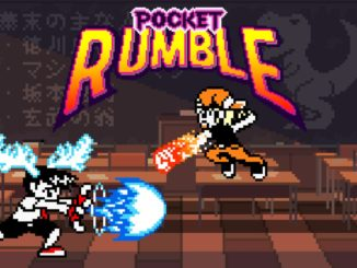 Release - Pocket Rumble