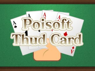 Release - Poisoft Thud Card