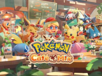 Nieuws - Pokemon Cafe Mix – 5 miljoen+ downloads