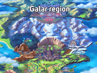Pokemon Company Rep – Pokemon Sword/Shield's Wild Area estimated size is two BOTW regions