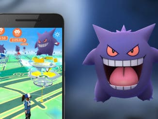 News - Pokemon GO: Gengar in komende Raid Battles