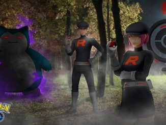 Pokemon GO – Introduceer Team GO Rocket
