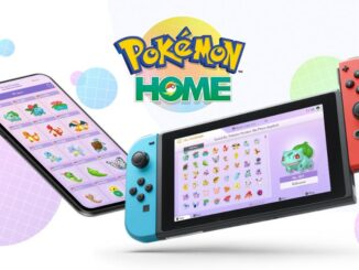 Pokemon HOME Mobile Versie 1.3.1. Update live