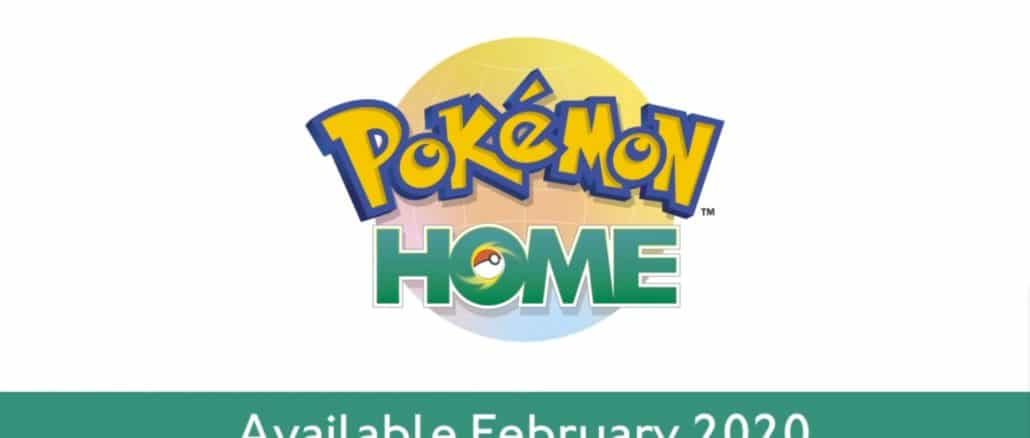 Pokemon Home – Transferring Pokemon, Viewing By Region and more