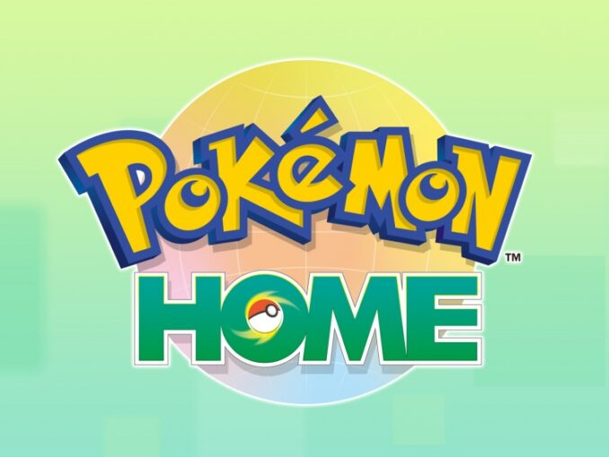 Nieuws - Pokemon HOME update 1.2.0 / 1.3.0