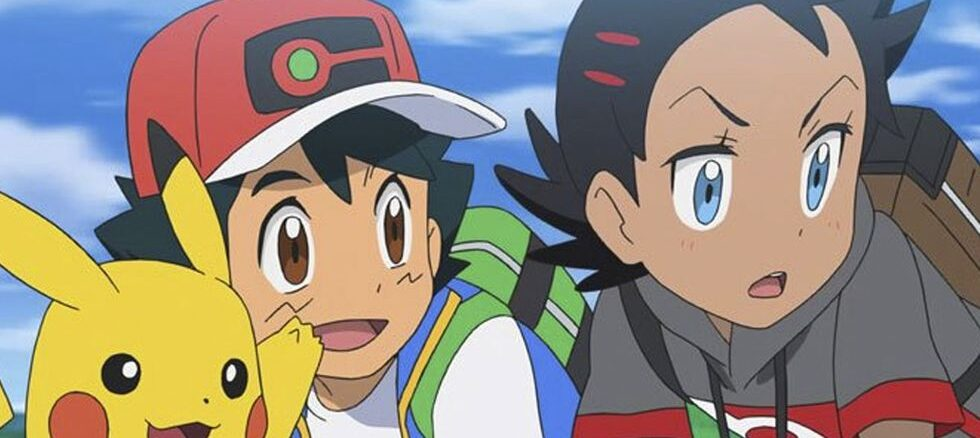 Pokemon Journeys Episode 1 Available Officially