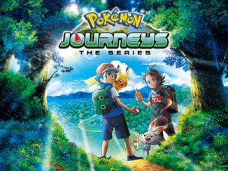 Pokémon Journeys: The Series komt op 12 juni naar Netflix