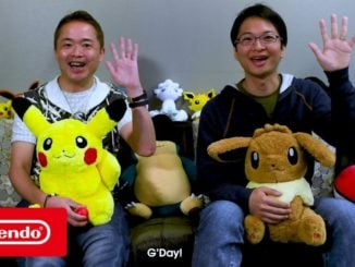 Nieuws - Pokemon: Let's Go! Developer Interview