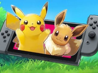 Pokemon: Let's GO – Handheld zonder Motion Controls