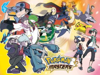 Pokemon Masters – now available for mobile devices