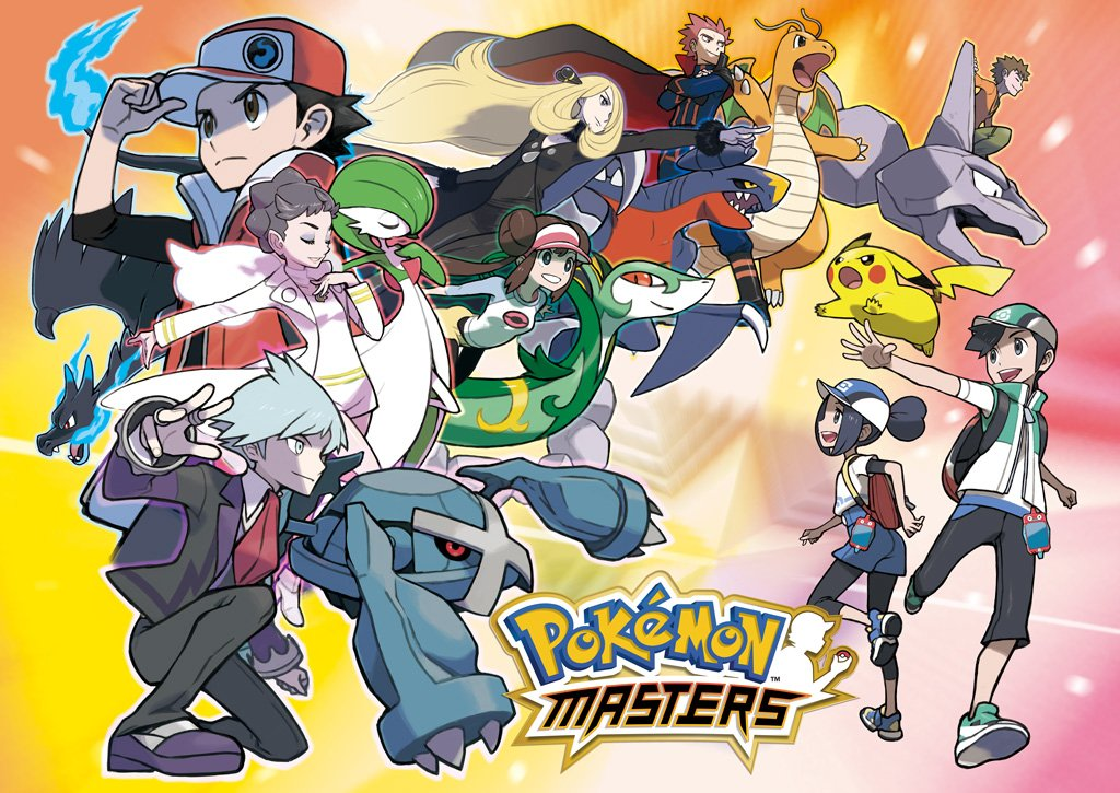 Pokemon Masters surpasses 5 million pre-registrations