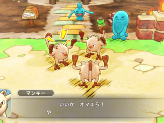 Pokemon Mystery Dungeon DX – Determined Mankeys Trailer