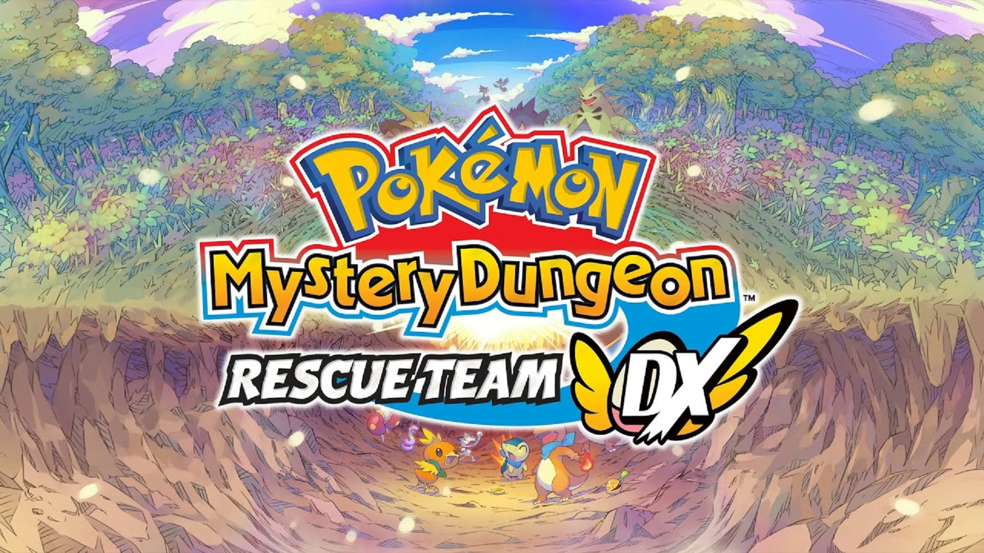 Pokemon Mystery Dungeon DX – Exploring the SinisterWoods