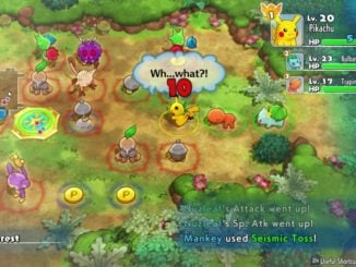 Pokemon Mystery Dungeon DX – New Preview Trailer