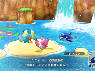 Pokémon Mystery Dungeon: Rescue Team DX – Environmental Changes