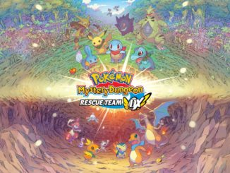 Release - Pokémon Mystery Dungeon: Rescue Team DX