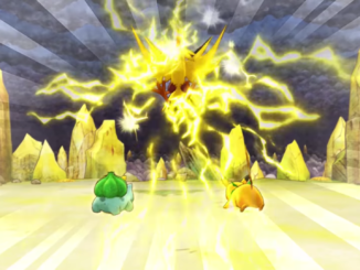 Pokémon Mystery Dungeon: Rescue Team DX – Adventure Awaits Trailer