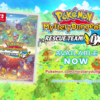Pokemon Mystery Dungeon: Rescue Team DX - Pokemon need your help!