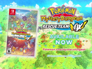 Pokemon Mystery Dungeon: Rescue Team DX – Pokemon hebben je hulp nodig!