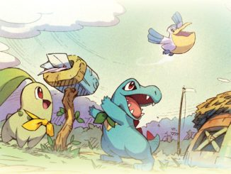 Pokemon Mystery Dungeon: Rescue Team DX – Trailer + Art