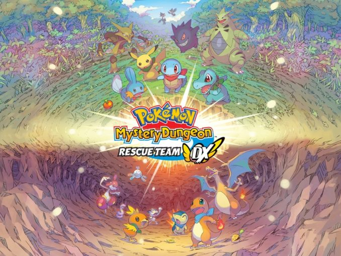 Nieuws - Pokemon Mystery Dungeon: Rescue Team DX's – Demo – Eerste 35 minuten