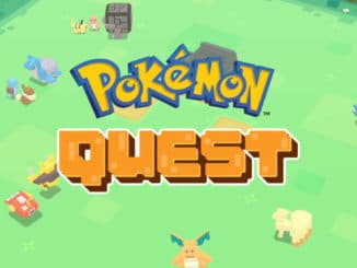 Pokemon Quest – 30 minuten footage