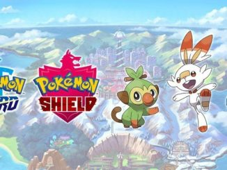 Pokemon Sword and Pokemon Shield info of Pokemon Company