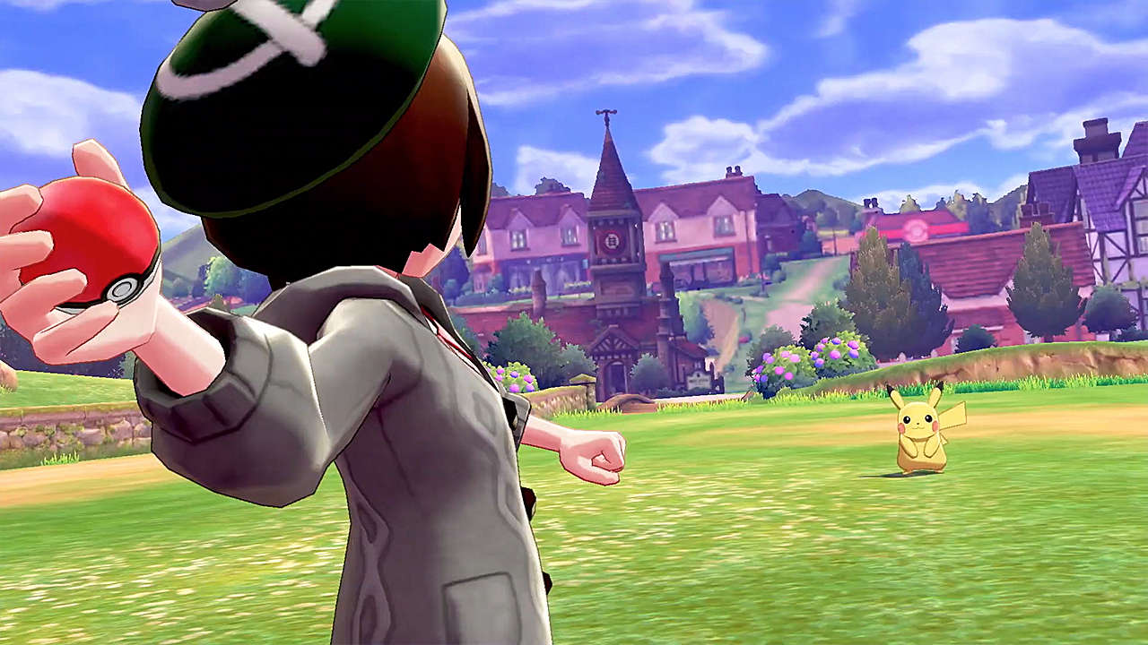 Pokemon Sword and Shield August 7th Presentation