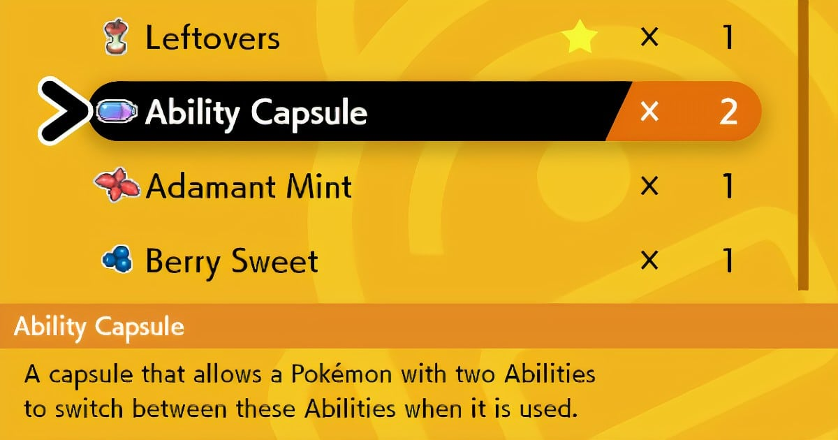 Pokemon Sword and Shield – Crown Tundra's Mystery Item onthuld