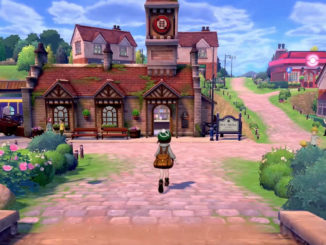Pokemon Sword And Shield – Footage eerste dorp