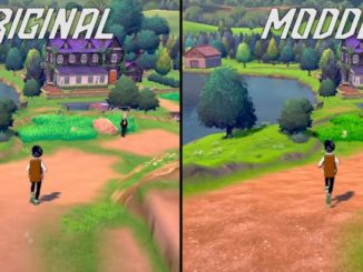 Pokemon Sword and Shield – Modders verbeteren graphics