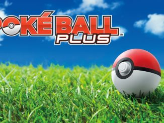 Pokemon Sword / Shield en Poke Ball Plus compatibel?