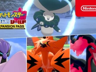 Pokémon Sword & Shield Expansion Pass – Japanse TV Reclame