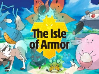 Pokemon Sword & Shield The Isle of Armor DLC launches June 17th