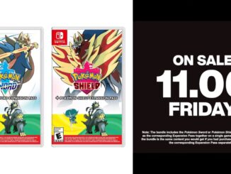 Pokemon Sword/Shield + Expansion Pass Physical Editions announced for November
