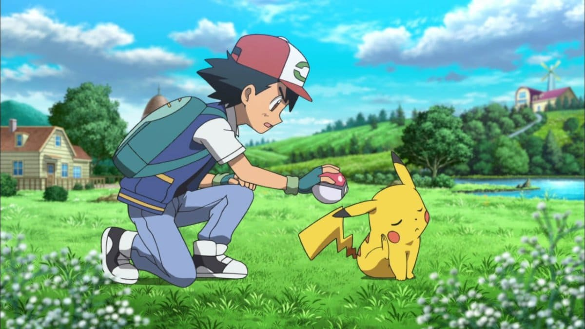 Nieuws - Pokemon The Movie: Everyone's Story Launch Trailer