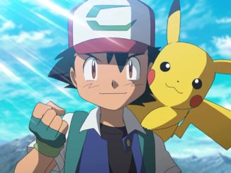 Pokemon The Movie: I Choose You nu op Netflix