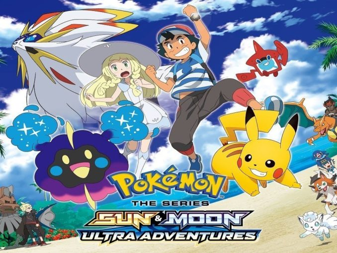 News - Pokemon The Series: Sun & Moon – Ultra Legends theme song released