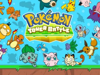 Pokemon Tower Battle – Special Update en Derde seizoen