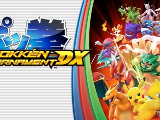 Release - Pokkén Tournament DX