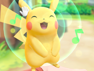 Pokémon Let's Go is Pokémon Yellow?