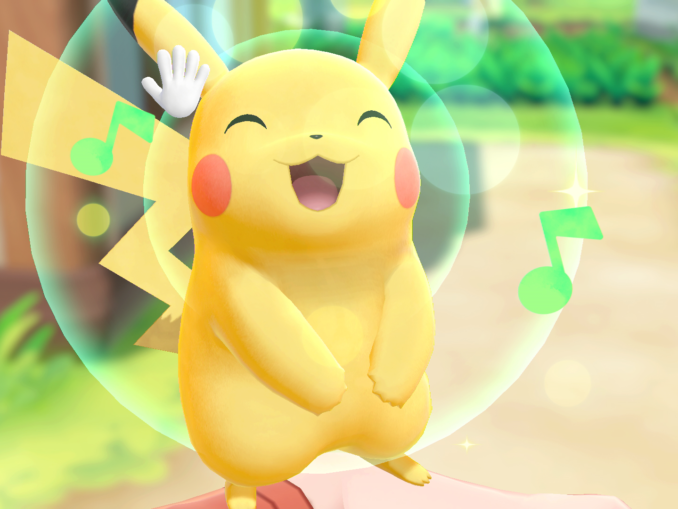 Nieuws - Pokémon Let's Go is Pokémon Yellow?