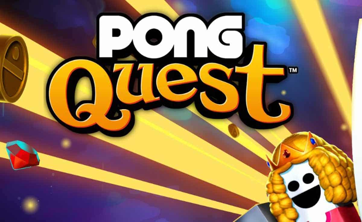 PONG Quest confirmed, launches Spring 2020