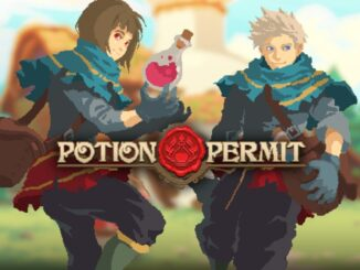 Potion Permit coming 2021