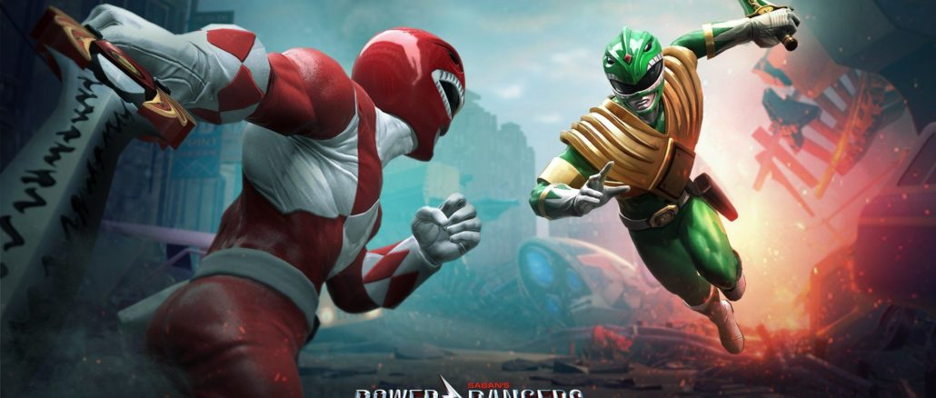 Power Rangers: Battle For The Grid Nieuwe Trailer